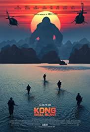 Kong: Skull Island 2017 poster