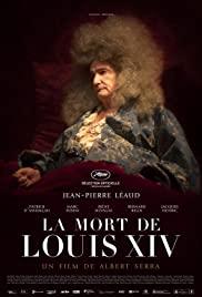 La mort de Louis XIV (2016) cover
