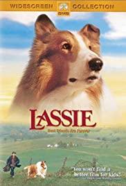 Lassie (1994) cover