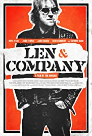 Len and Company 2015 poster