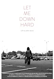 Let Me Down Hard (2016) cover