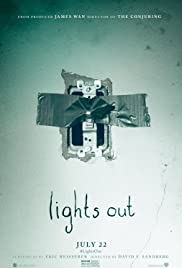 Lights Out (2016) cover