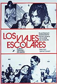 Los viajes escolares (1976) cover