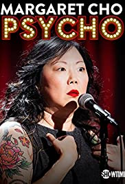 Margaret Cho: PsyCHO (2015) cover