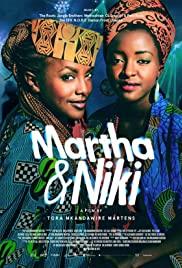 Martha & Niki (2016) cover