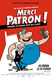 Merci patron! (2016) cover