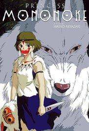 Mononoke-hime (1997) cover