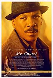 Mr. Church (2016) cover