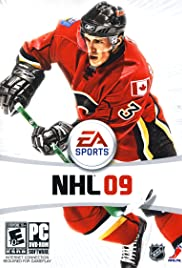 NHL 09 (2008) cover