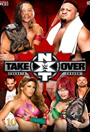 NXT: TakeOver - Toronto (2016) cover