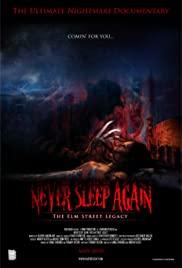 Never Sleep Again: The Elm Street Legacy (2010) cover