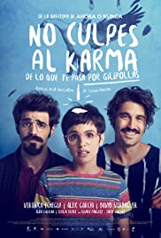 No culpes al karma de lo que te pasa por gilipollas (2016) cover