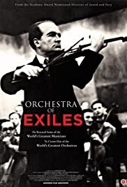 Orchestra of Exiles (2012) cover