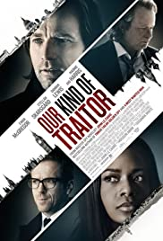 Our Kind of Traitor (2016) cover