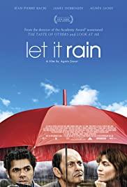 Parlez-moi de la pluie (2008) cover