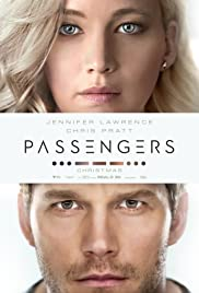 Passengers (2016) cover