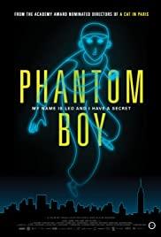 Phantom Boy 2015 poster