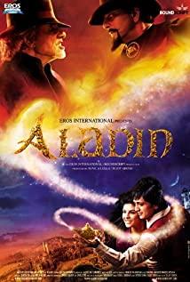 Aladin (2009) cover