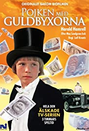 Pojken med guldbyxorna 2014 poster