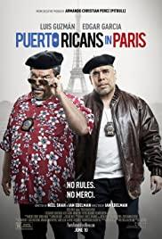 Puerto Ricans in Paris 2015 poster
