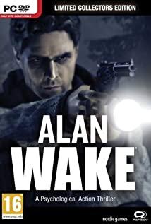 Alan Wake (2010) cover