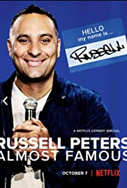 Russell Peters: Almost Famous (2016) cover