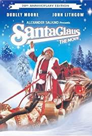 Santa Claus: The Movie (1985) cover