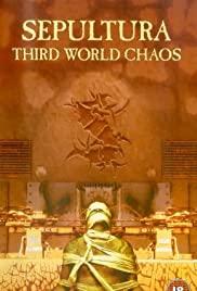 Sepultura: Third World Chaos (1995) cover