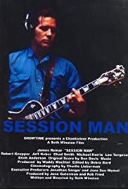 Session Man (1991) cover