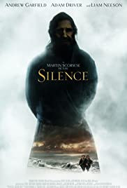 Silence (2016) cover