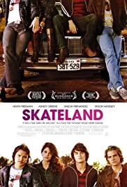 Skateland 2010 poster