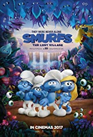 Smurfs: The Lost Village (2017) cover