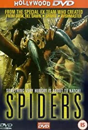 Spiders (2000) cover