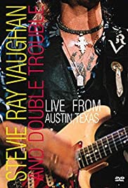 Stevie Ray Vaughan & Double Trouble: Live from Austin, Texas 1995 poster