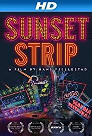Sunset Strip 2012 poster