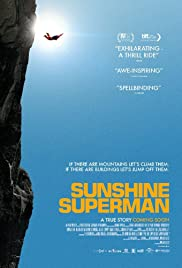 Sunshine Superman (2014) cover