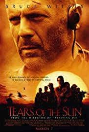 Tears of the Sun 2003 poster