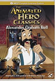 Alexander Graham Bell 1995 poster