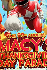 The 89th Annual Macy's Thanksgiving Day Parade (2015) cover
