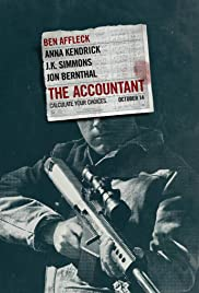 The Accountant (2016) cover