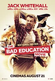 The Bad Education Movie (2015) cover