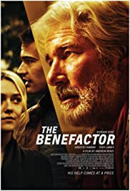 The Benefactor 2015 poster