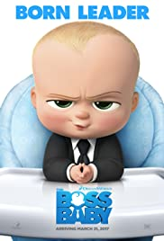The Boss Baby (2017) cover