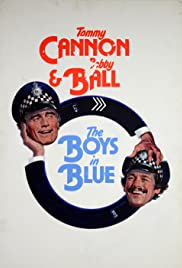 The Boys in Blue (1984) cover