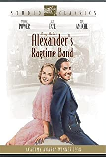 Alexander's Ragtime Band (1938) cover