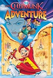 The Chipmunk Adventure (1986) cover