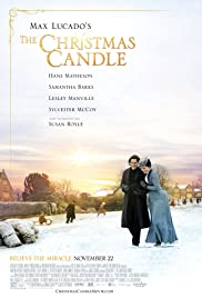 The Christmas Candle 2013 poster