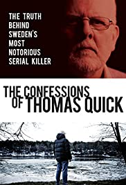 The Confessions of Thomas Quick (2015) cover
