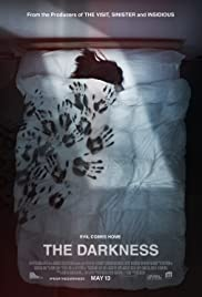 The Darkness (2016) cover