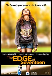 The Edge of Seventeen 2016 poster